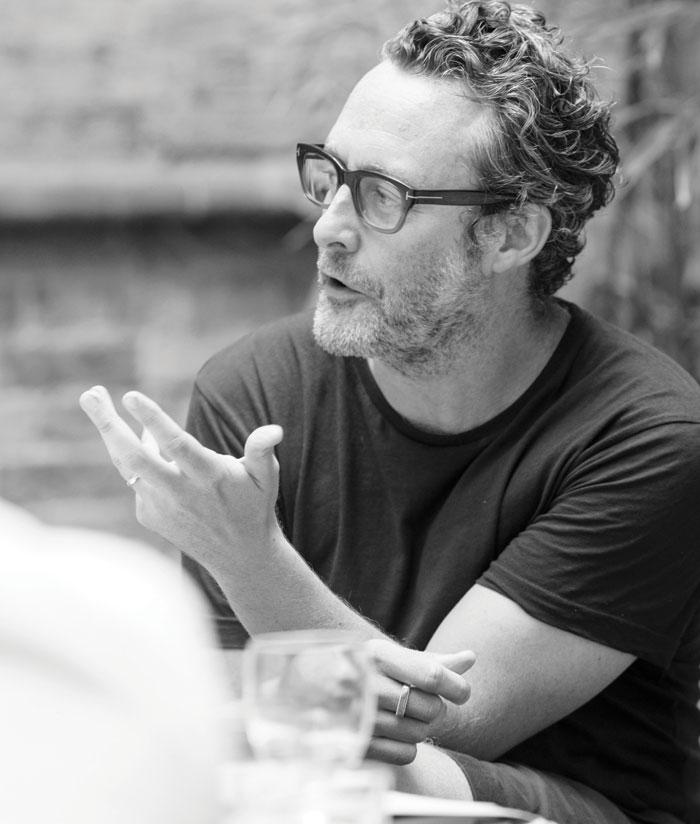 Luke Miles Founder & Director, New Territory