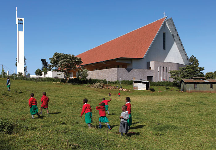 Sacred Heart Cathedral Of Kericho