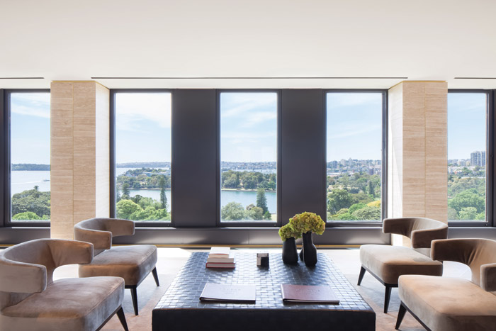 Opera Residences, Sydney. Opera Residences: John Madden for Make Architects