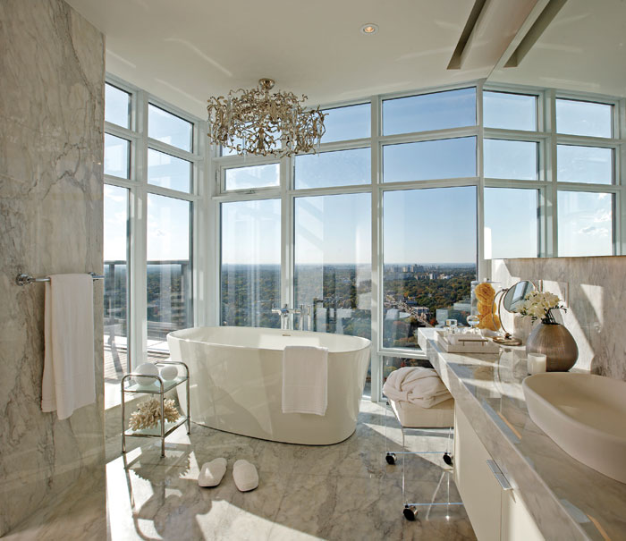 Luxurious residential bathrooms - DesignCurial