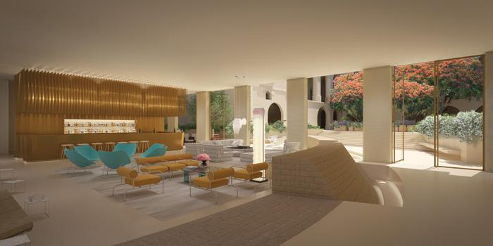 Focus w hotel tel aviv jaffa designcurial for Design hotel tel aviv