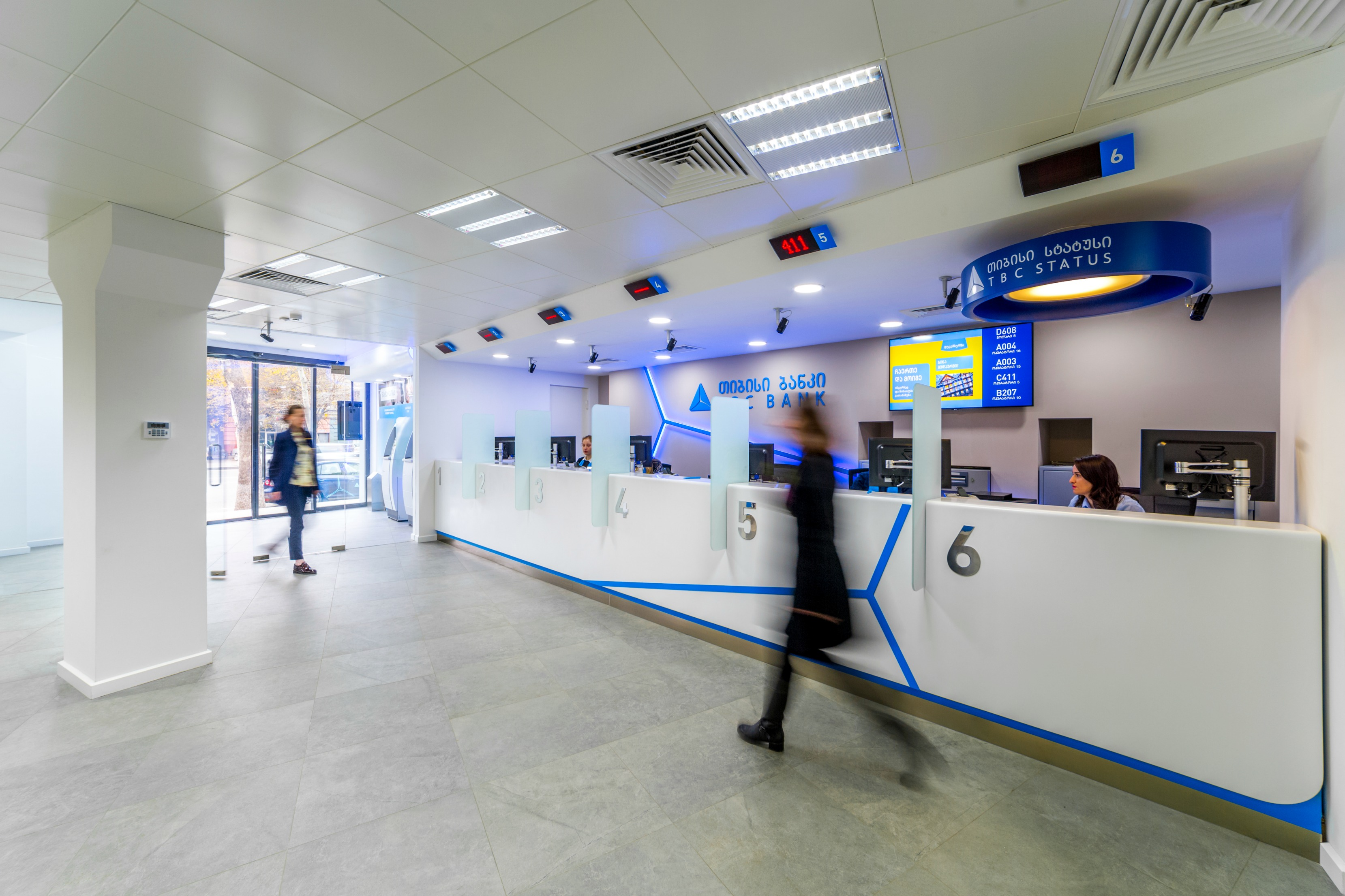 Lowres branch 1 - An ambitious redefining of the customer experience