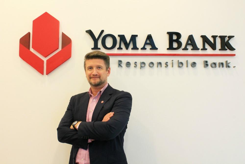 Hal Bosher Yoma Bank - Yoma transformation accelerates