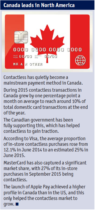 contactless 4 - Contactless technology making waves