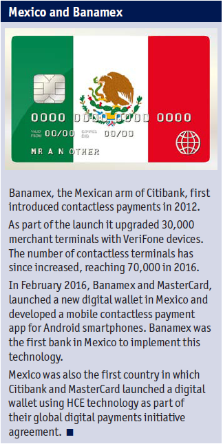 contactless 5 - Contactless technology making waves