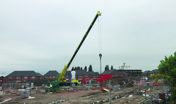 Crewe crane accident: What we know so far - Cranes Today