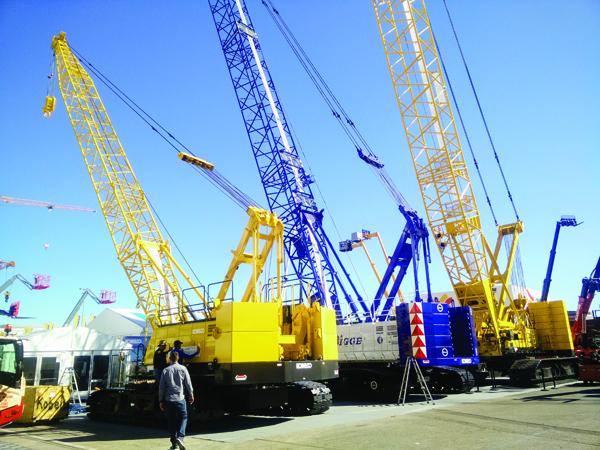 Decline in Kobelco crane sales in 2016 - Cranes Today