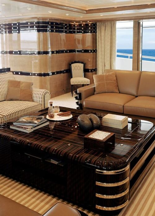 What Are The Biggest New Trends Emerging In Interior Yacht Design World