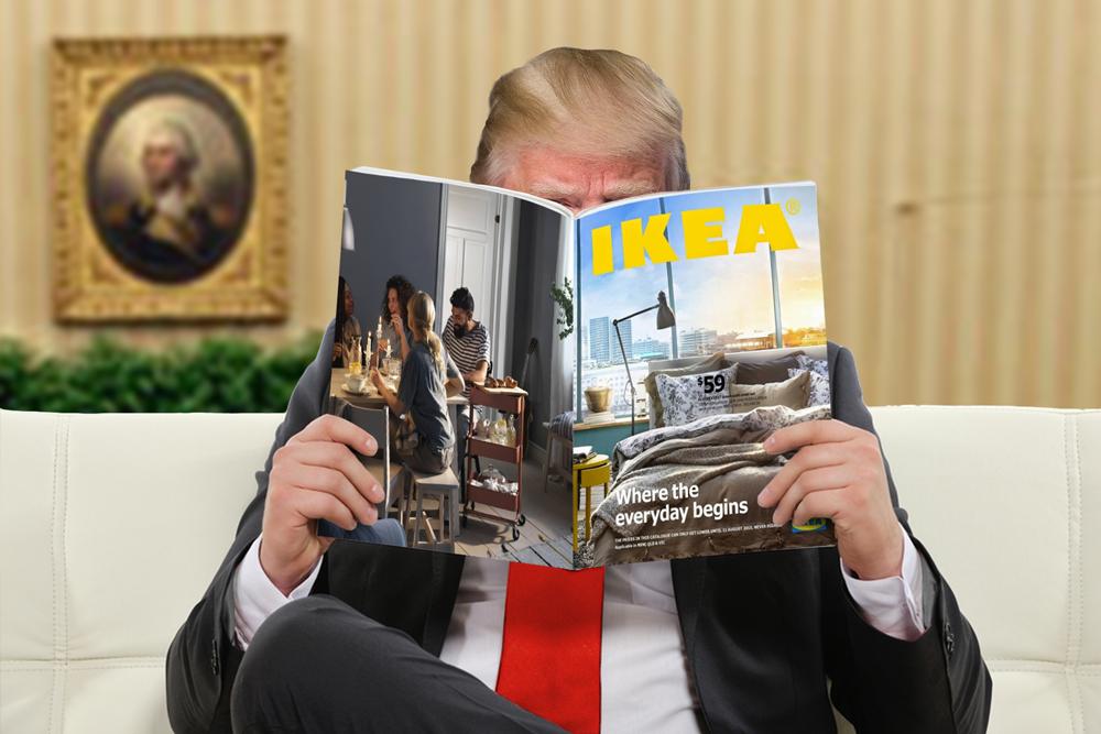 Ikea Vollpfosten