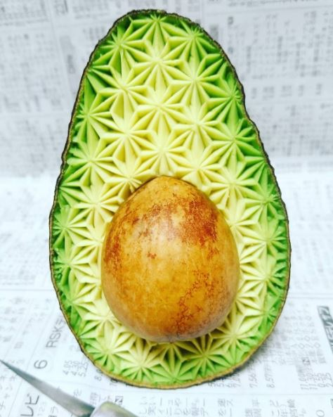 Food carving the latest art trend designcurial
