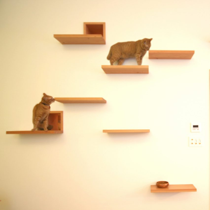 Feline design Cat houses are a thing DesignCurial