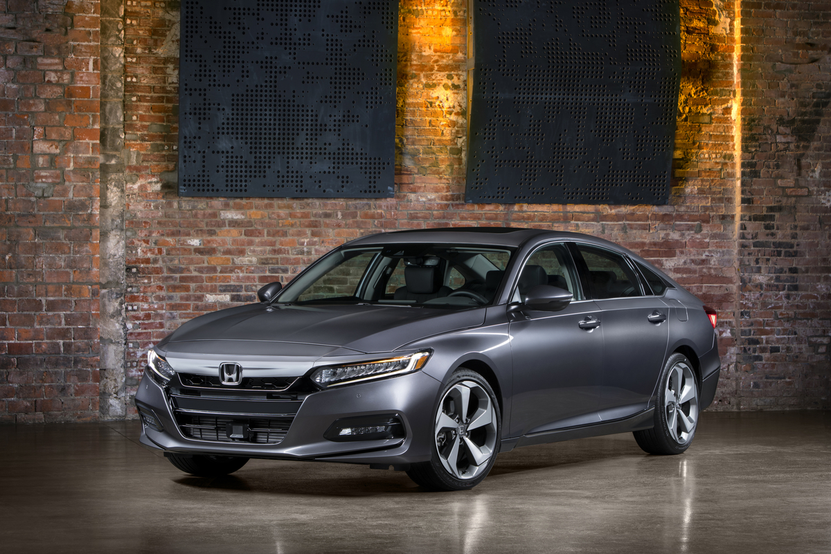 It is the tenth generation Accord which now comes with two-motor hybrid technology