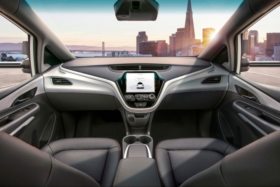 GM to build driverless vehicle in MI
