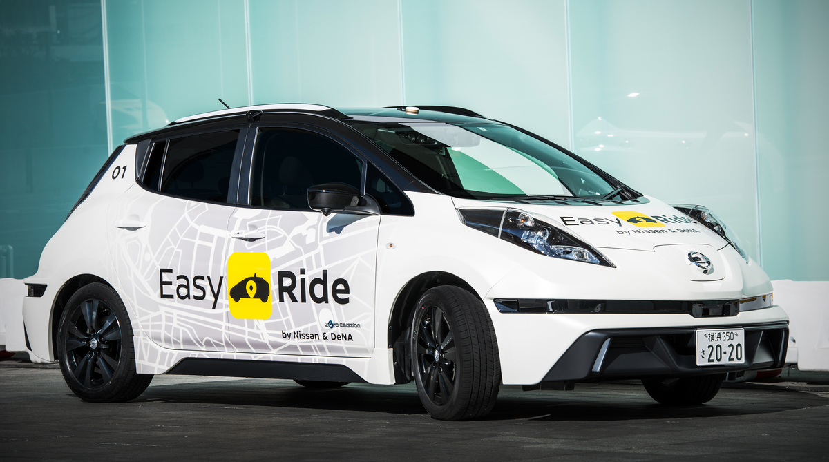 With Easy Ride trial, Nissan to rival Uber