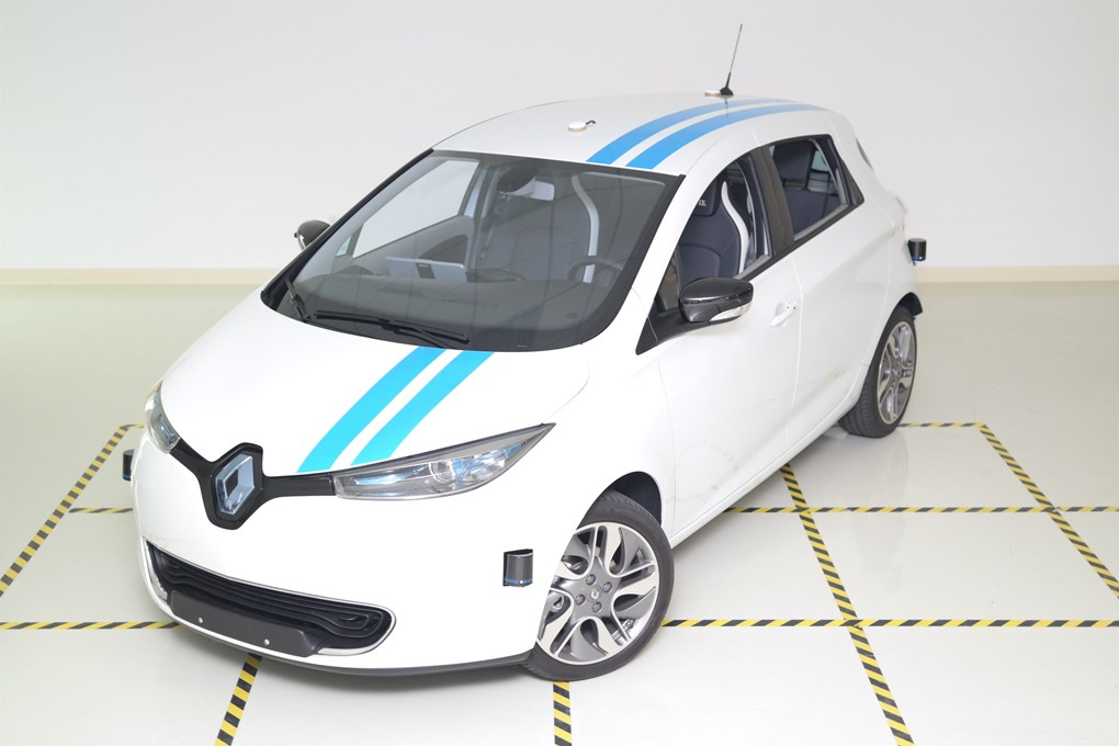Renault reveals autonomous obstacle avoidance technology
