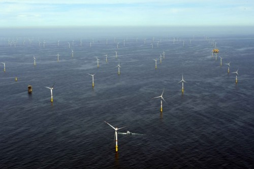 Innogy now sole owner of £2bn United Kingdom offshore wind farm