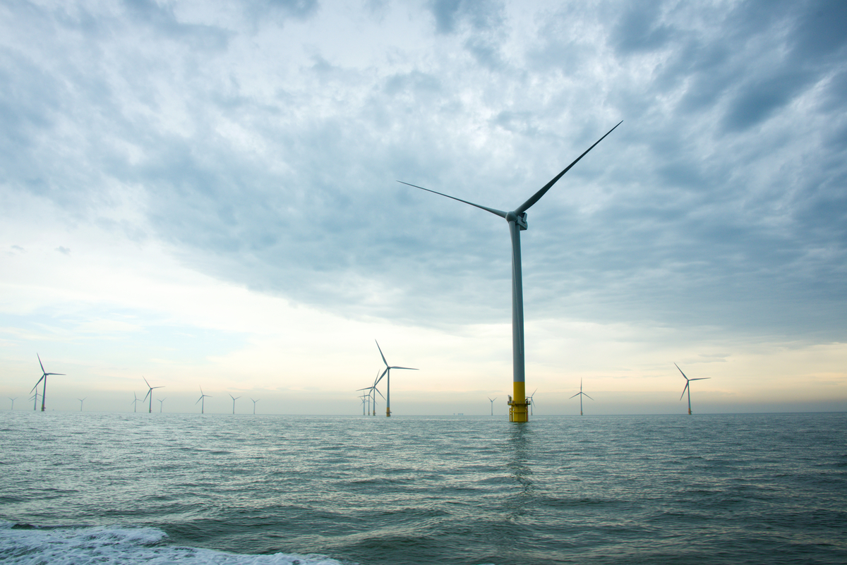 Vattenfall wins tender to build Dutch offshore wind farm Hollandse Kust Zuid