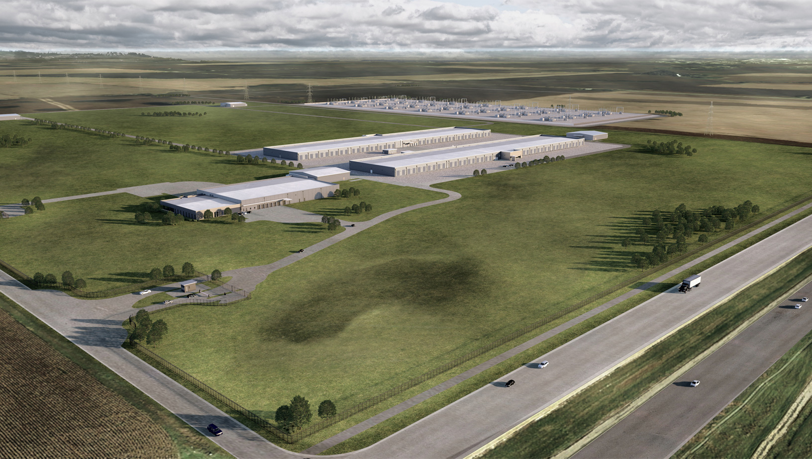 Apple to invest $1.3 billion to build Iowa data center