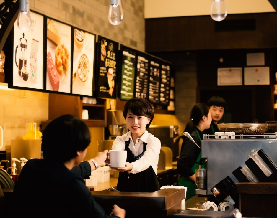 recruitment strategy starbucks Starbucks takes responsibility and ethics seriously learn how, as an ethical company, we care for our planet and everyone who makes starbucks possible.