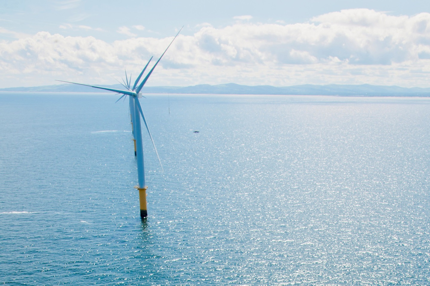 Siemens Gamesa to supply Ørsted's Hornsea Project Two