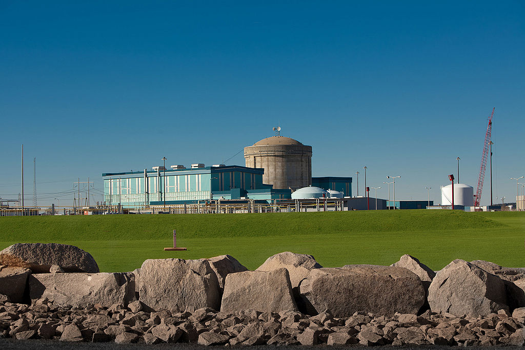 Construction Halted at SC Nuclear Power Plant