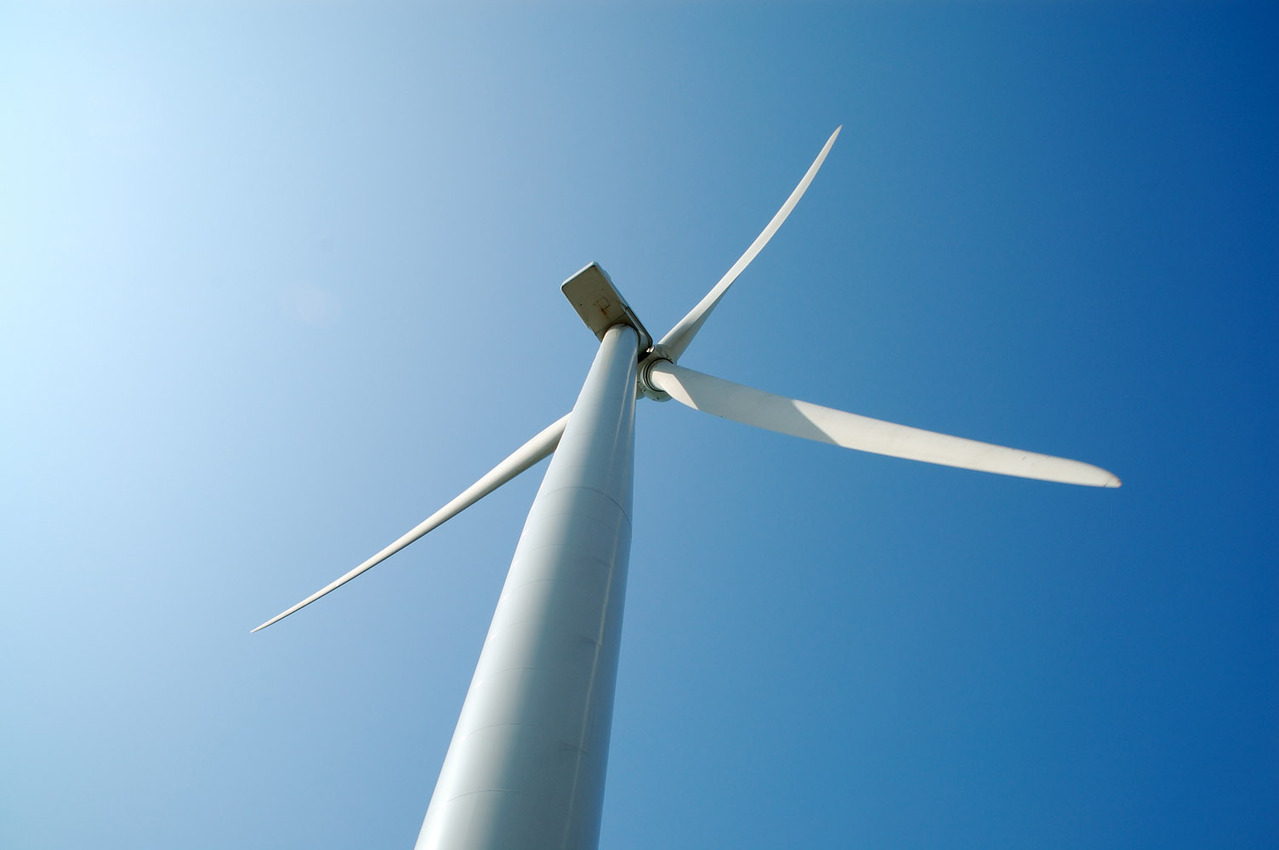 Top Wind Power Producing Countries Reve Turbines For Electricity Generation Come In All Sizes And They Image Plants Xinjiang China Photo Courtesy Of Chris Lim From East Coast Wikipedia
