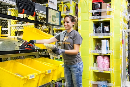 Amazon to create 400 jobs with new fulfilment center in