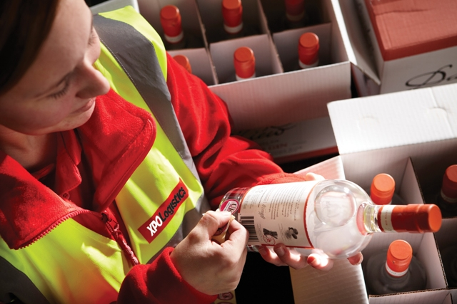 XPO Logistics renews supply chain contract with Maxxium UK