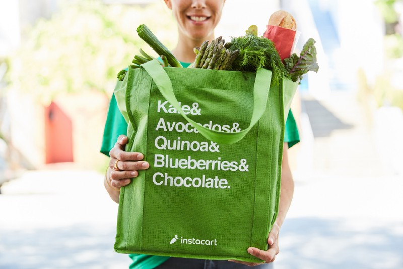Sam's Club partners with Instacart to deliver groceries