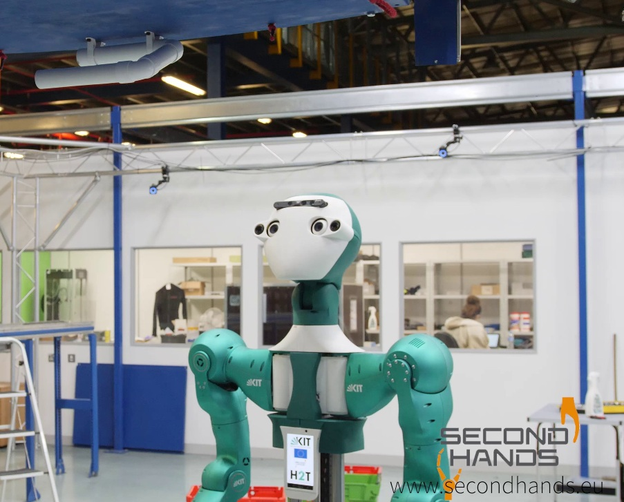 Hatfield-based Ocado develops use of 'humanoid robots' to assist engineers