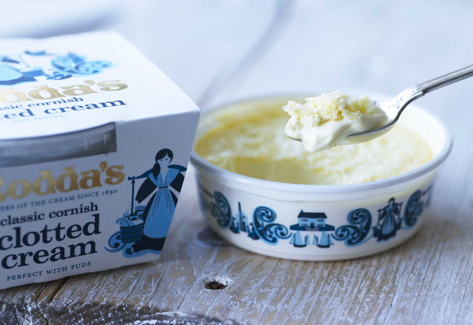 rodda 39 s partners with somerdale to export cornish clotted cream to australia food business review. Black Bedroom Furniture Sets. Home Design Ideas