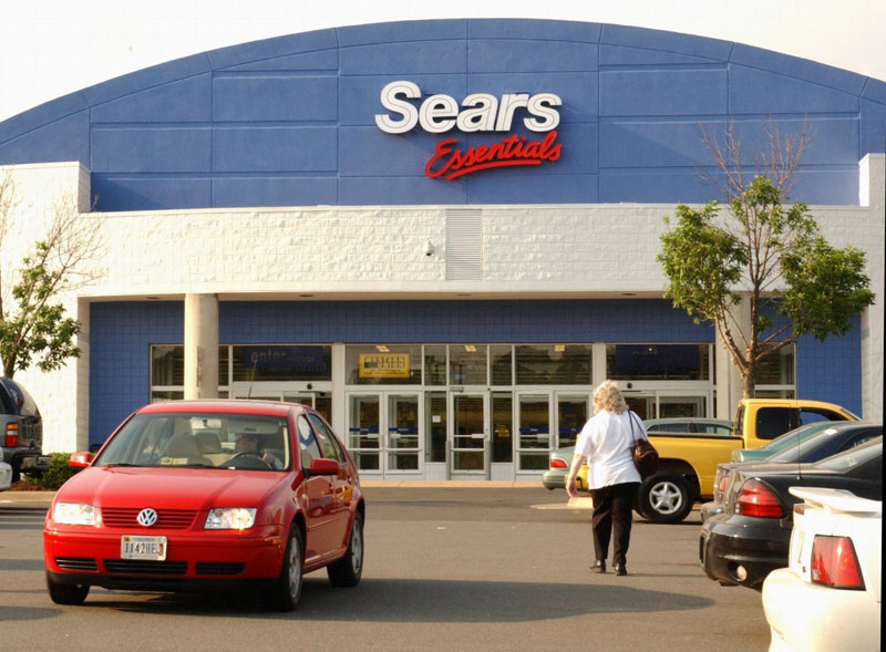 Prices Corner Sears To Close In Early April, Auto Center This Month