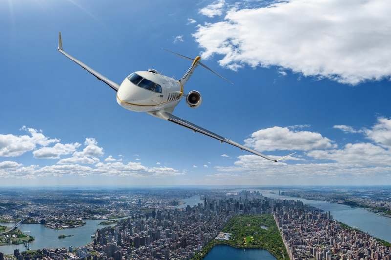 Bombardier expands Challenger 300 aircraft training capability in US