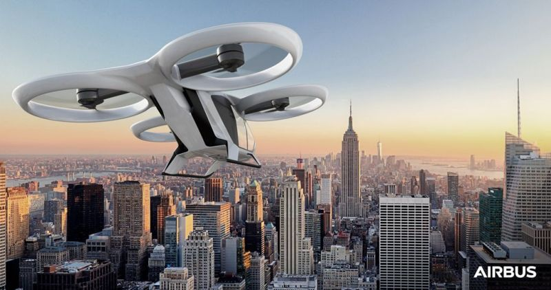 Airbus partners with HAX to explore innovation and urban air mobility