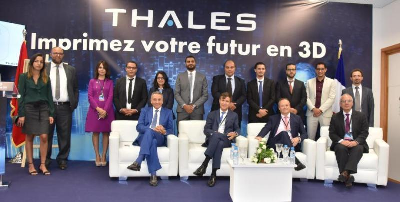 Thales opens new aerospace-grade 3D printing facility in Morocco