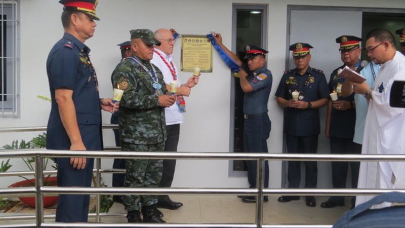 Us embassy transfers custody of new jmletc to philippines for Consul training