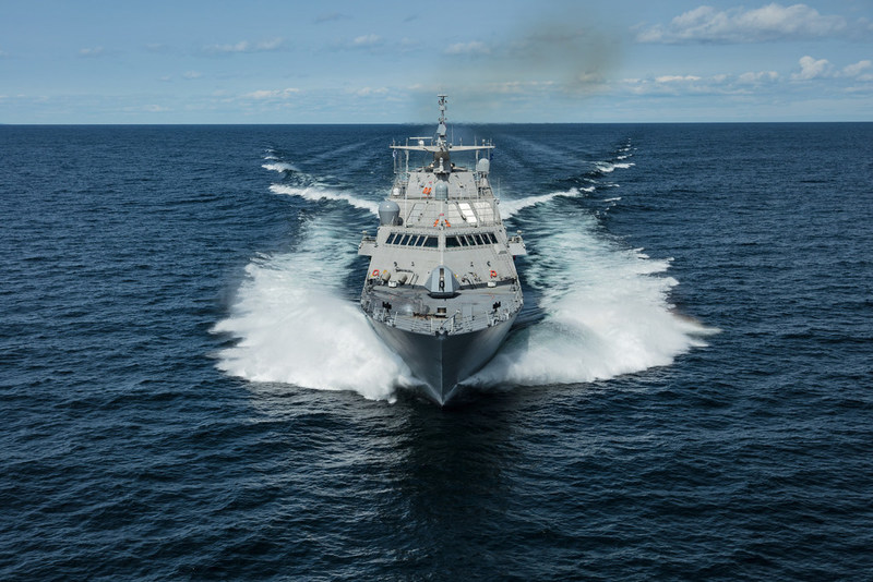 US Navy receives 11th Littoral Combat Ship