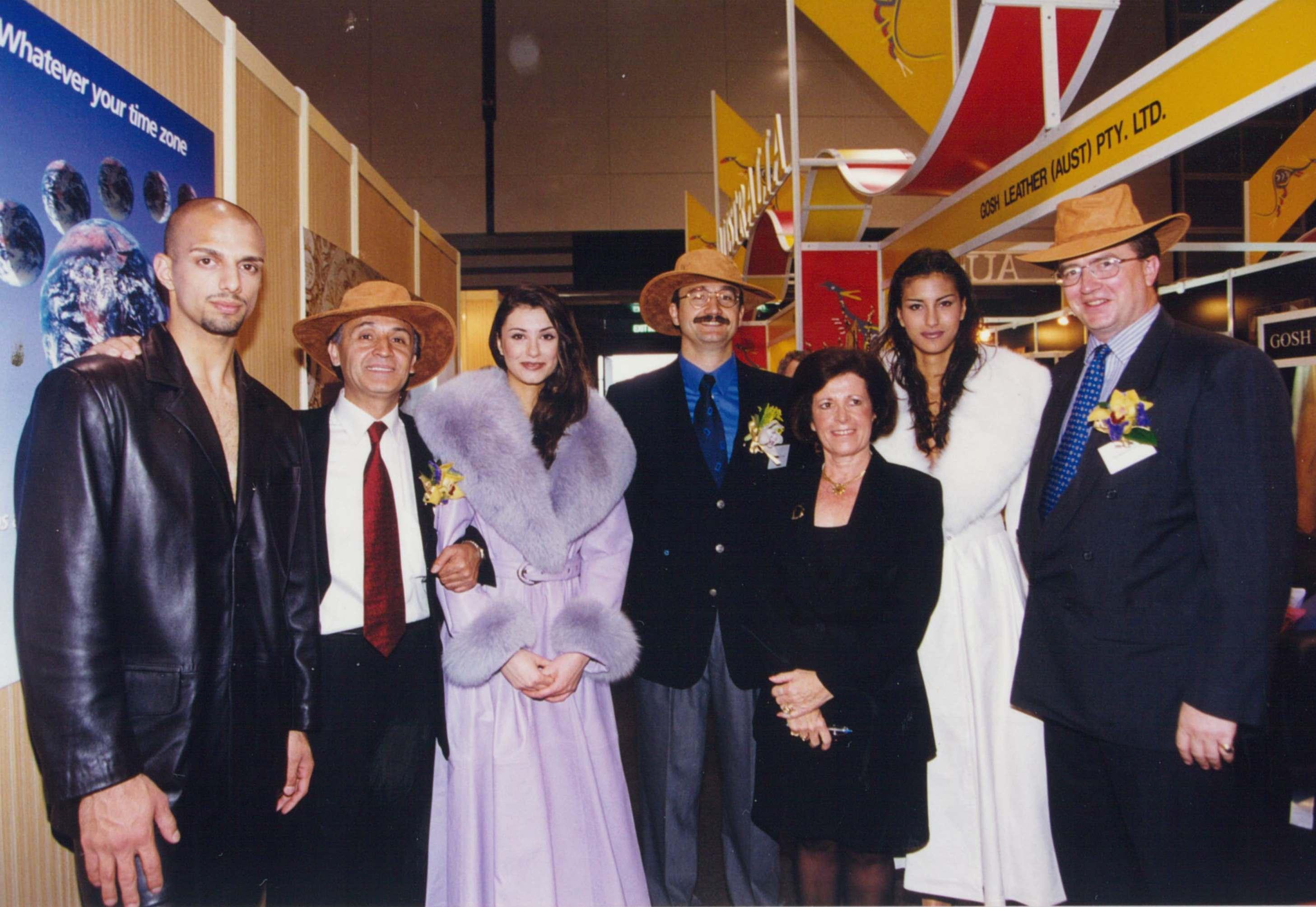 Australia Pavilion in 1999 APLF