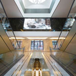 Harrods Grand Entrance Hall, London, UK