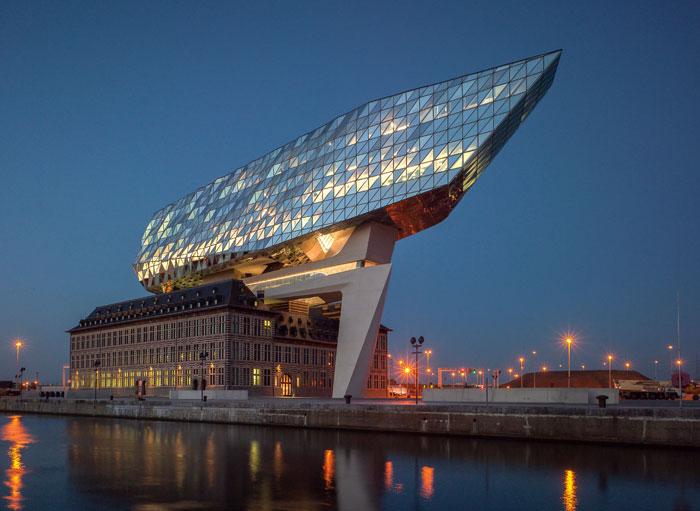 Port House, Antwerp, Belgium