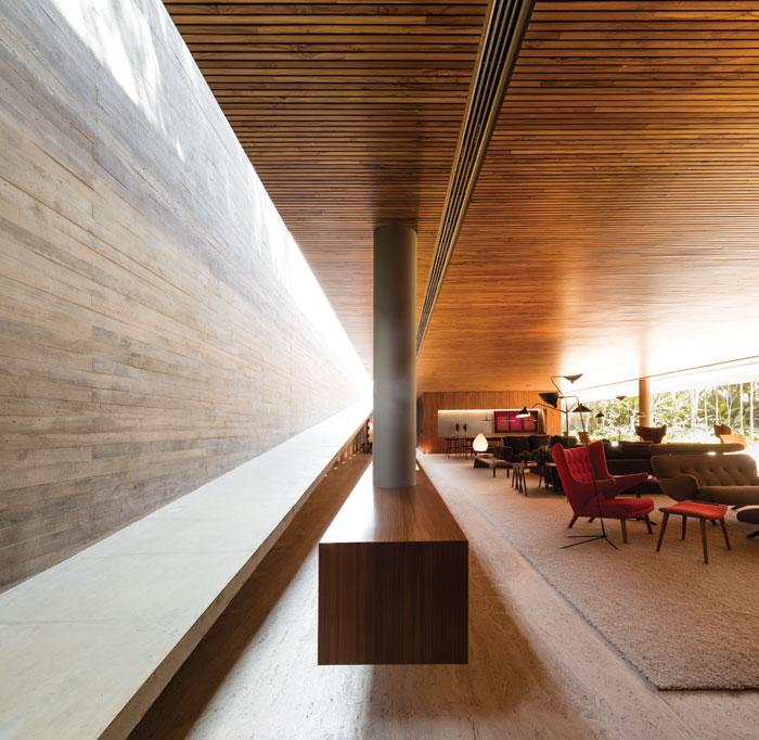 Ramp House, São Paulo, Brazil