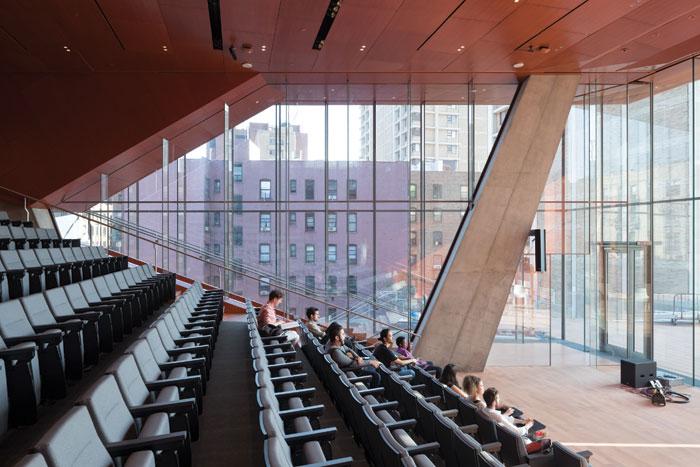 Roy and Diana Vagelos Education Center, Columbia University, New York, USA
