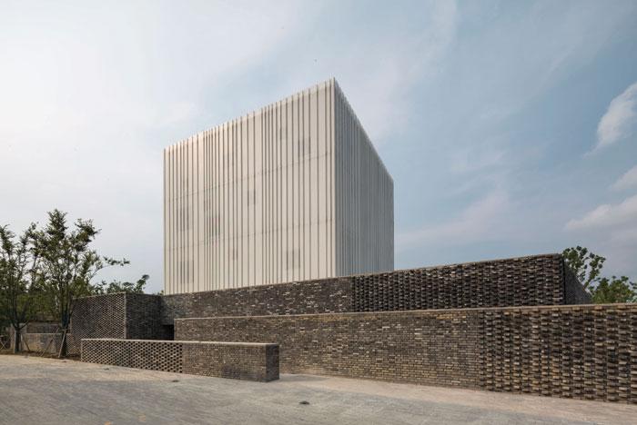 Neri&Hu Design and Research Office, China Suzhou Chapel, Suzhou, China