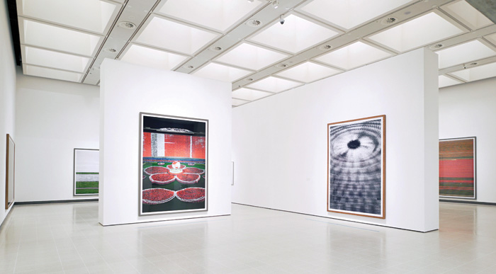 Andreas Gursky's work is on show in the transformed upper galleries at the Hayward Gallery