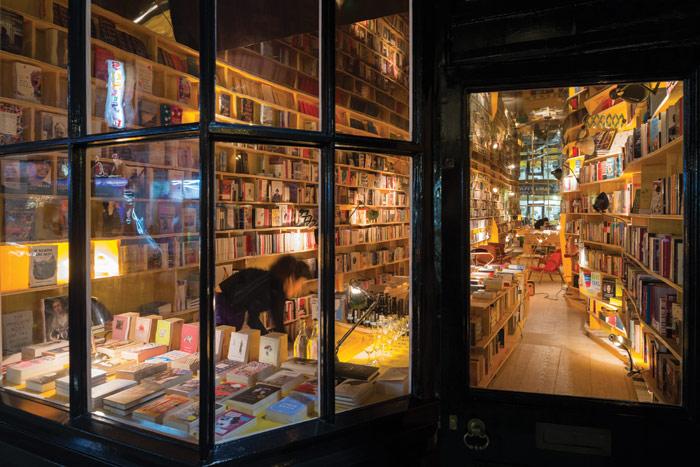 Libreria, London Spring 2016