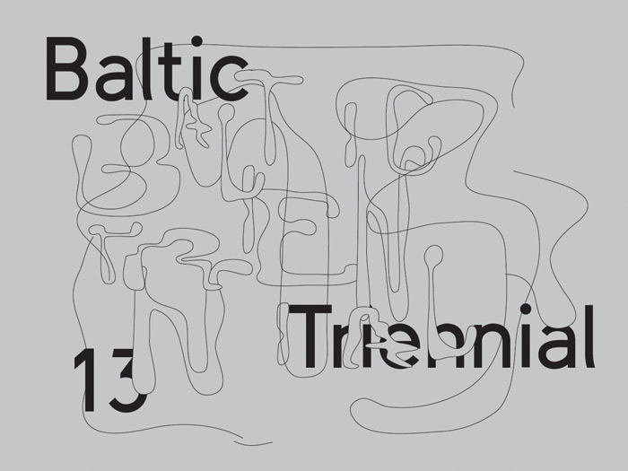 Baltic Triennial 13