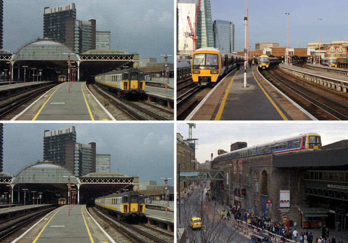 Recent images of London Bridge Station before its Grimshaw refurbishment — or reincarnation — now look impossibly old