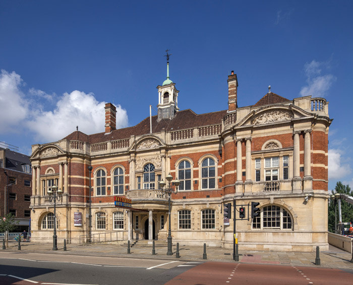 Battersea Arts Centre incorporates the old Battersea Town Hall structure (1893). Image Credit: Morley Von Sternberg