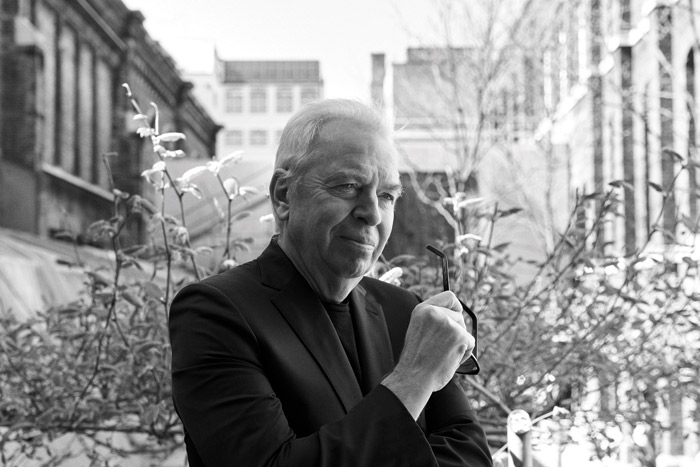 David Chipperfield. Image Credit: Simon Menges