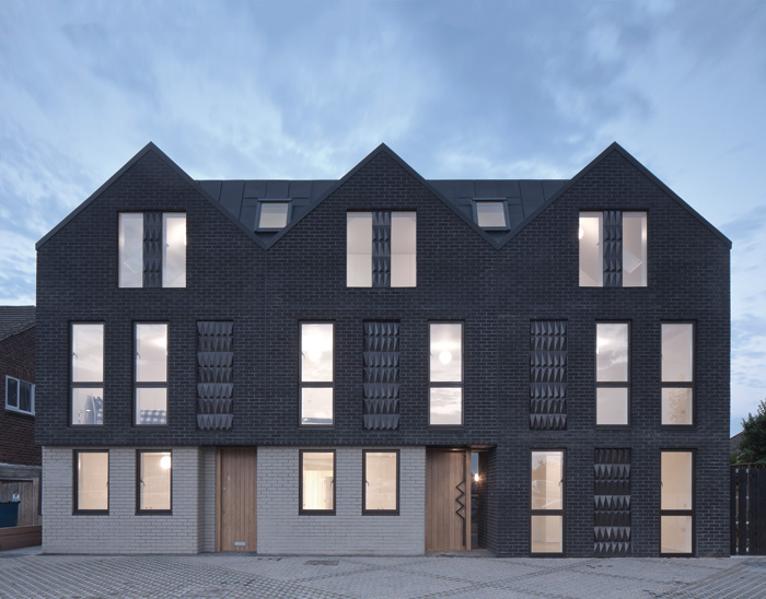Haddo Yard was designed by Denizen Works for Arrant Land to bring desirable mid-range homes to Whitstable. Image Credit: David Barbour